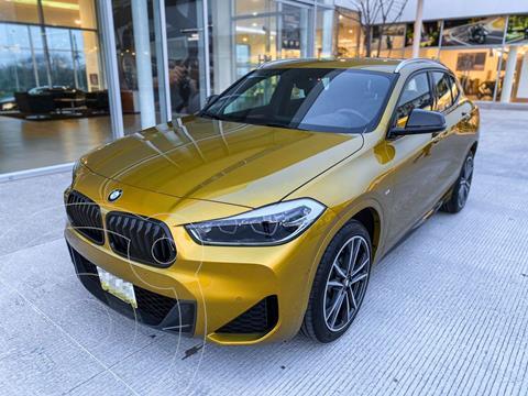 BMW X2 sDrive20i M Sport usado (2021) color Dorado precio $876,200
