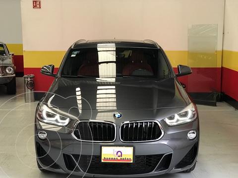 BMW X2 sDrive20iA M Sport usado (2018) color Gris precio $527,900