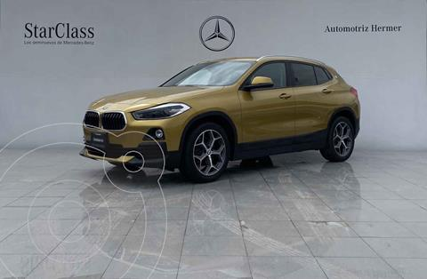 BMW X2 sDrive18iA Executive usado (2019) color Dorado precio $509,900