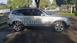 Foto venta Auto usado BMW X3 2.5i Lujo (2009) color Plata precio $135,000