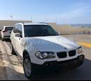 Foto venta Auto usado BMW X3 2.5i Lujo (2006) color Blanco precio $130,000