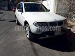 Foto venta Auto usado BMW X3 2.5i Top (2008) color Blanco precio $135,000