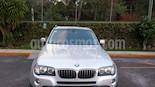 Foto venta Auto usado BMW X3 2.5siA  (2009) color Plata Titanium precio $175,000