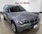 Foto venta Auto usado BMW X3 2.5siA  color Gris Plata  precio $170,000