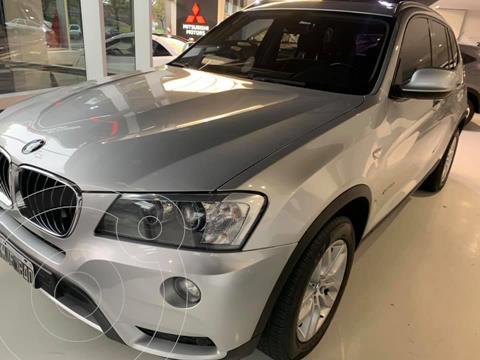 BMW X3 xDrive 20d Active usado (2013) color Gris precio u$s31.000