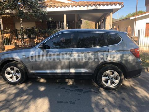 BMW X3 xDrive 20i Executive usado (2013) color Gris Space precio $2.500.000