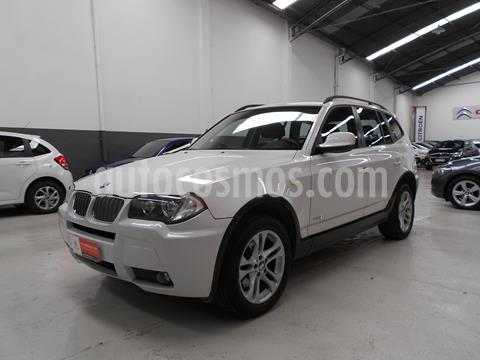 BMW X3 xDrive 20d Executive usado (2011) color Blanco precio $3.080.000