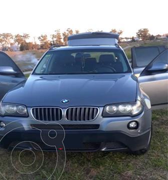 BMW X3 3.0i Executive usado (2010) color Gris Oscuro precio u$s9.990