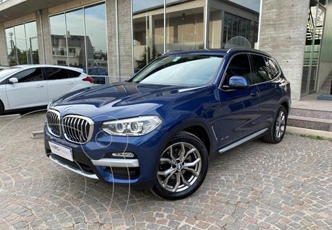 BMW X3 X 3  30 I xDRIVE xLINE usado (2019) color Azul Petroleo precio u$s64.900