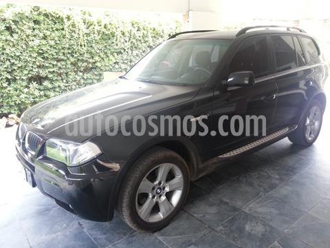 BMW X3 3.0i Executive usado (2007) color Negro precio u$s11.500