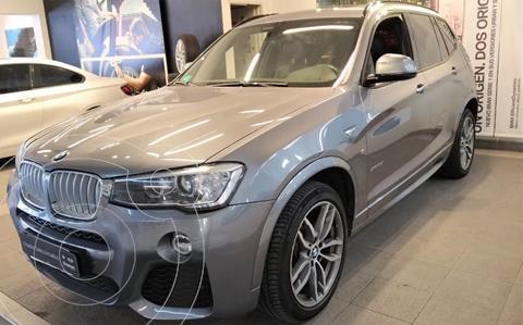 BMW X3 xDrive 35i Paquete M usado (2017) color Gris precio u$s53.000