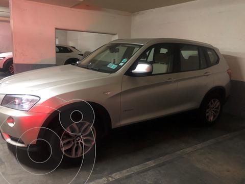 BMW X3 25 Sport  usado (2014) color Gris precio $20.990.000
