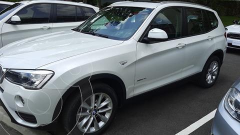 BMW X3 xDrive 35i usado (2017) color Blanco Alpine precio $117.900.000