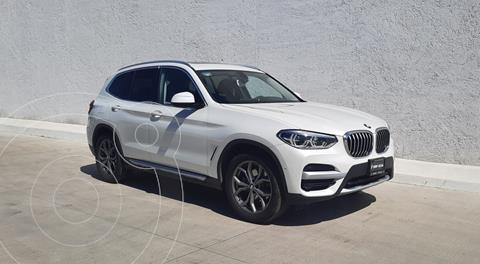 BMW X3 xDrive30iA X Line usado (2021) color Blanco precio $1,138,000
