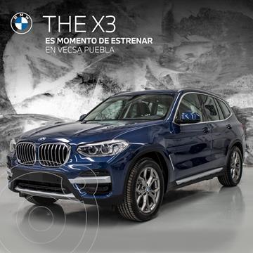 BMW X3 xDrive30iA X Line usado (2021) color Azul precio $1,390,300