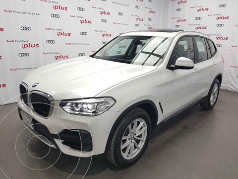 BMW X3 sDrive20iA Executive usado (2020) color Blanco precio $729,000