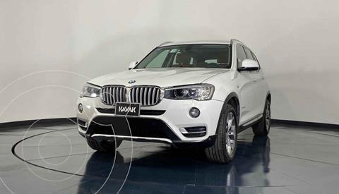 BMW X3 xDrive28iA usado (2017) color Blanco precio $514,999