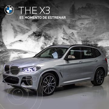 BMW X3 xDrive30i usado (2021) color Plata Dorado precio $1,379,600