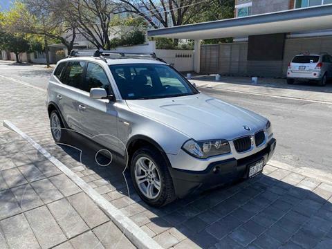 BMW X3 2.5siA Top usado (2005) color Plata precio $159,900