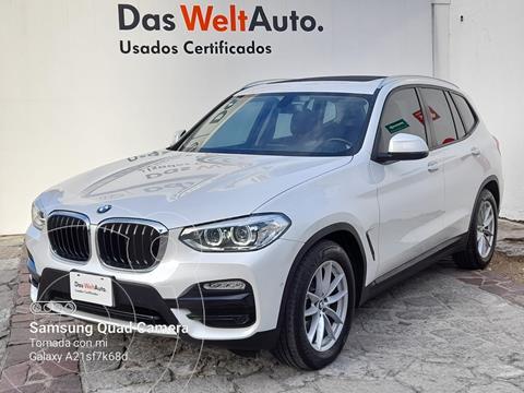 BMW X3 sDrive20iA usado (2020) color Blanco precio $735,000