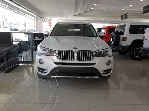BMW X3 xDrive28iA X Line usado (2017) color Blanco precio $499,000