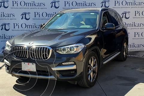 BMW X3 xDrive28iA X Line usado (2018) color Negro precio $615,000