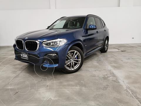 BMW X3 xDrive35iA M Sport usado (2021) color Azul precio $1,467,900