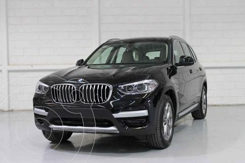 BMW X3 xDrive30iA X Line usado (2020) color Negro precio $1,380,300
