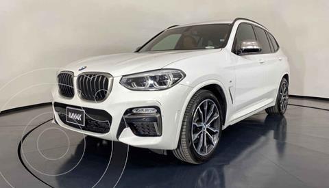 BMW X3 M40iA usado (2019) color Blanco precio $899,999