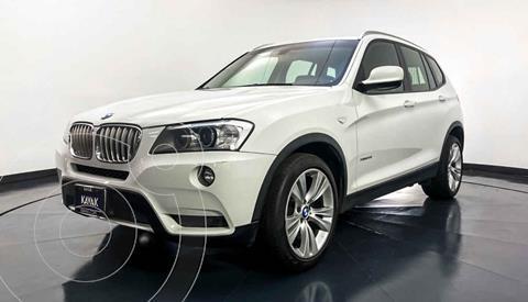 BMW X3 xDrive28iA M Sport usado (2012) color Blanco precio $292,999