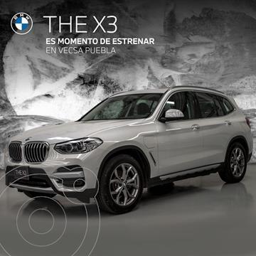 BMW X3 xDrive30iA X Line usado (2021) color Blanco precio $1,380,300
