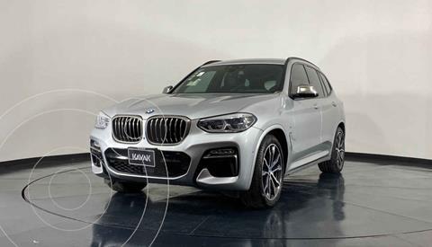 BMW X3 M40iA usado (2018) color Plata precio $831,999