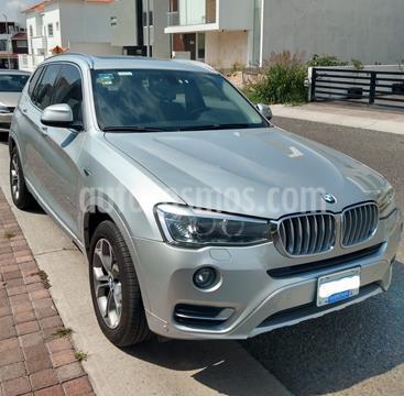 BMW X3 xDrive28iA X Line usado (2015) color Plata precio $330,000