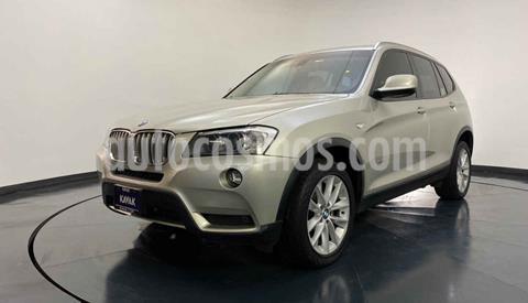 BMW X3 xDrive35iA Top usado (2012) color Gris precio $267,999