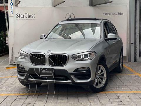 BMW X3 sDrive20iA Executive usado (2020) color Gris precio $760,000