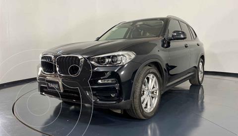BMW X3 xDrive30iA X Line usado (2019) color Negro precio $697,999