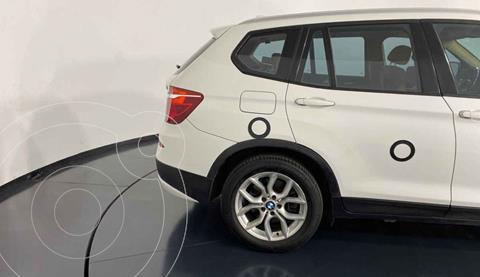 BMW X3 xDrive28iA Top usado (2013) color Blanco precio $277,999
