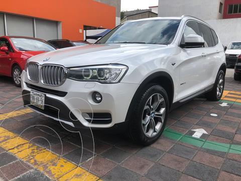 foto BMW X3 xDrive28iA X Line usado (2017) color Blanco Alpine precio $549,000