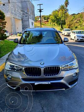 BMW X3 sDrive20iA usado (2017) color Gris Space precio $400,000