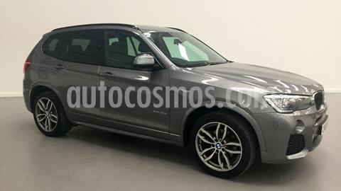 BMW X3 sDrive20iA usado (2015) color Gris Space precio $325,000