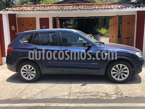 BMW X3 xDrive35iA Top usado (2013) color Azul Monaco precio $270,000