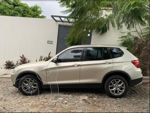 BMW X3 xDrive28iA Top usado (2013) color Plata Titanium precio $219,000