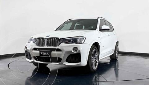 foto BMW X3 xDrive35iA M Sport usado (2017) color Blanco precio $633,999