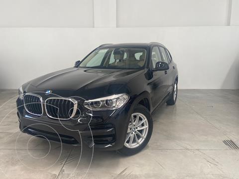 BMW X3 xDrive28iA M Sport usado (2021) color Negro precio $908,700