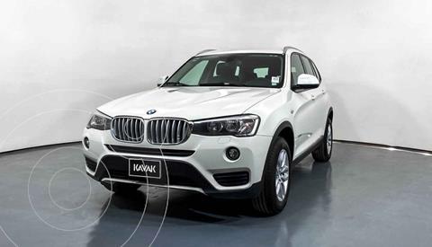 BMW X3 sDrive20iA Executive usado (2015) color Blanco precio $322,999