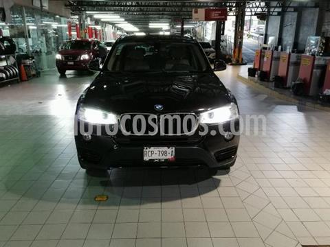 BMW X3 5P 20I TA usado (2015) color Rojo precio $269,900