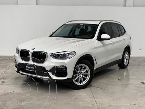 BMW X3 sDrive20iA usado (2020) color Blanco precio $765,000