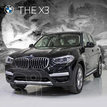 BMW X3 xDrive35iA M Sport usado (2021) color Negro precio $1,390,300