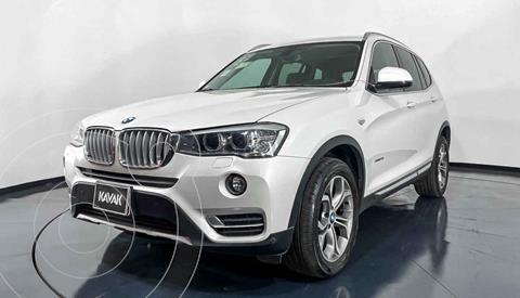 BMW X3 xDrive28iA usado (2017) color Blanco precio $479,999