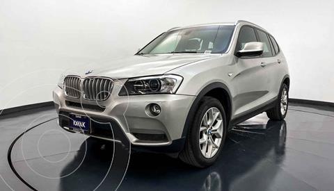 foto BMW X3 xDrive28iA Lujo usado (2012) color Gris precio $242,999